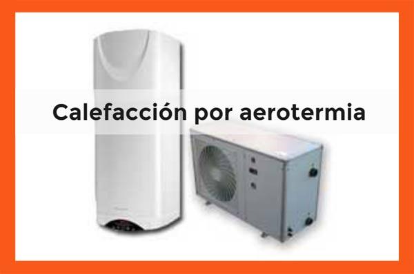Calefaccion por calefaccin por aerotermia en vila - Calefaccion por aire ...